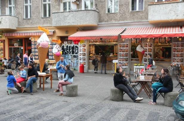 Barrio Kreuzberg