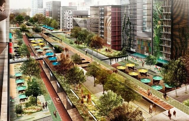 Parque Elevado Chapultepec / FRENTE arquitectura y RVDG arquitectura + urbanismo