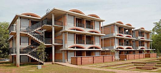 Vivienda Urbana Humanscapes Habitat / Auroville Design Consultant Auroville, India