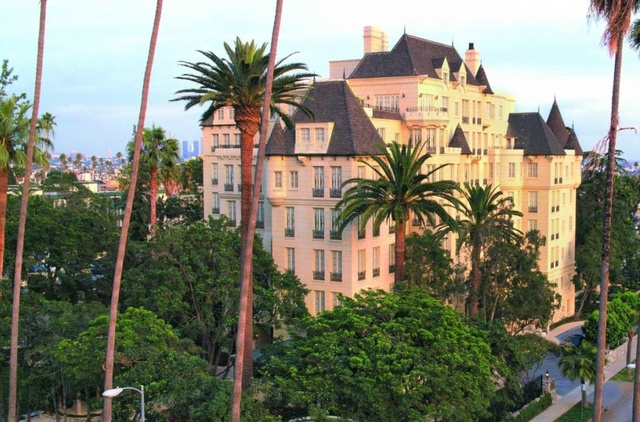 Church of Scientology Celebrity Centre in Los Angeles founded