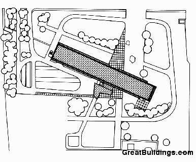 Unite d'habitation de Marsella – Lecorbusier – 1952