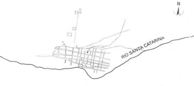 La Ciudad de Monterrey N.L. siglo XlX