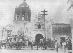 Ciprés o baldaquino en la catedral – 1816