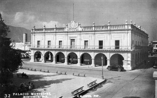 Palacio del ayuntamiento renovado – 1853.