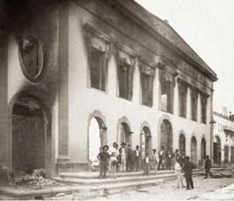 Teatro del Progreso – 1857.