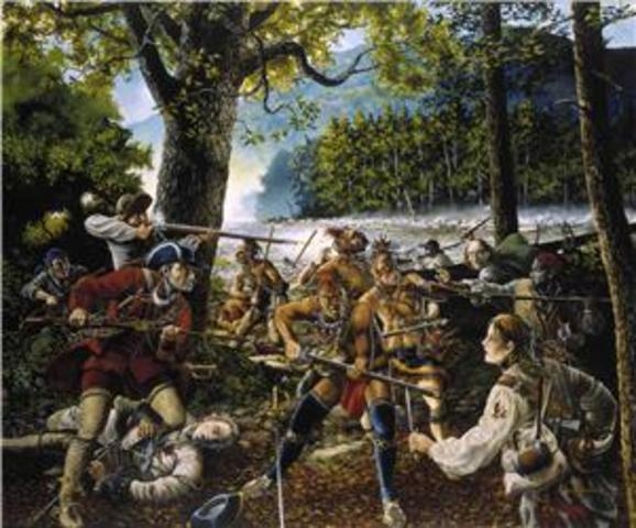 Washington defeats French
