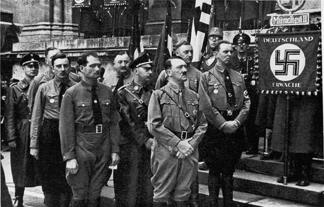 Putsch de Múnich