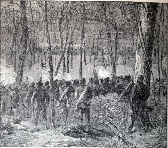 Battle of Wilderness