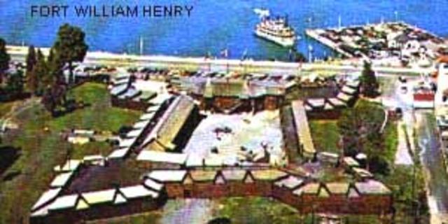 Fort Wiliam Henry