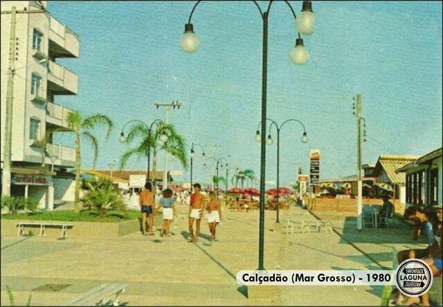 Calçadão (Mar Grosso)