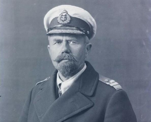 Inglise eskaader Tallinnas