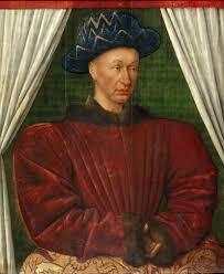 Discesa del re di Francia Carlo VII