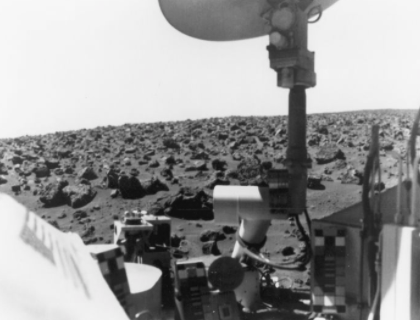 First successful Mars flyby