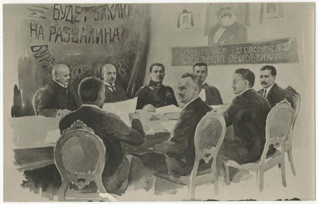 Nõukogude Venemaa pöördub Eesti poole ametliku rahupakkumisega.