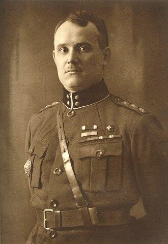 Laidoner ülendati kindralmajoriks