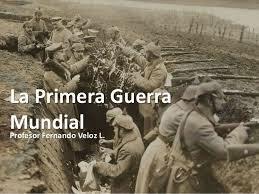 Post 1era Guerra Mundial.