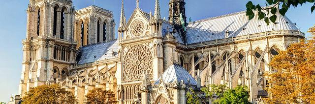 Fundación de la Catedral de Notre-Dame
