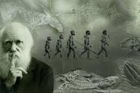 Charles Darwin y su posible relación con los estudios de otros científicos.
