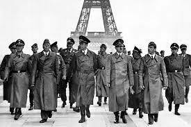 Paris Falls To Nazis