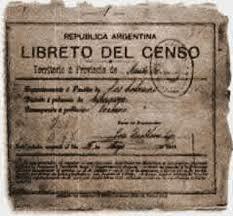 Primer Censo en Colombia
