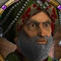 Marwan II. (688-750). (Reinado: 744-750). Ultimo Califa Omeya.