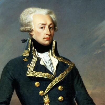 Marie-Joesph Paul Yves Roch Gilbert du Motier, Marquis de La Fayette timeline