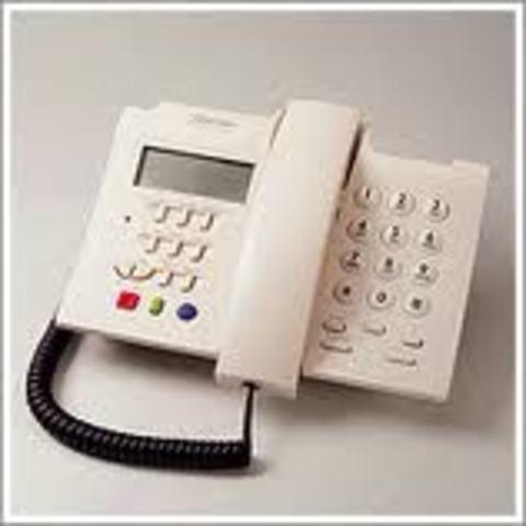 2º Teléfono fijo