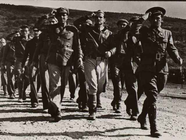 Les tropes franquistes