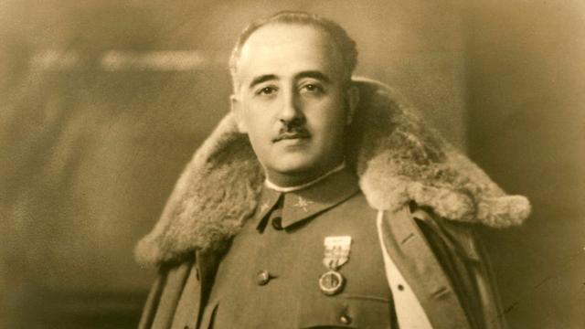 Franco i el seu poder