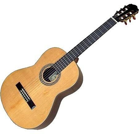 SIGLO XX guitarra española