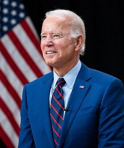 Joe Biden. (1942-Actualidad). - 46º Presidente de los Estados Unidos.