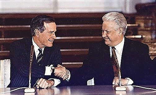 START II.- Tratado de Reducción de Armas Estratégicas