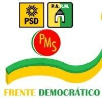 Cárdenas candidato del Frente Democrático Nacional