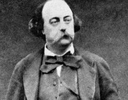 1.Gustave Flaubert – Francia