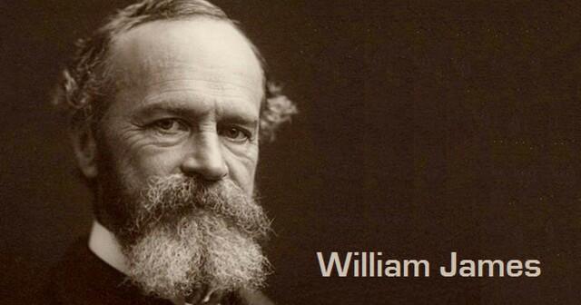 William James (funcionalismo) 1842-1910