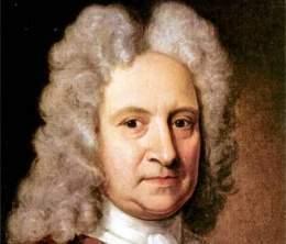 1668  Edmond Halley  (1656-1742)