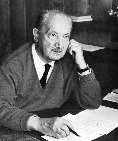 Martín Heidegger