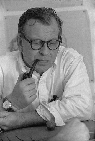 Eero Saarinen. (1910-1961).