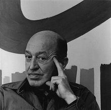 Clement Greenberg. (1909-1994).