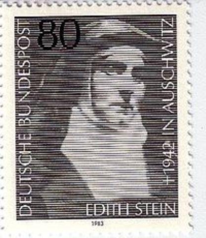 Santa Teresa Benedicta de la Cruz (Edith Stein)