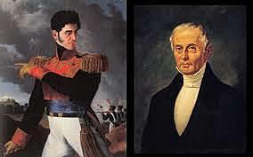 Santa Anna y Gómez Farías a la presidencia