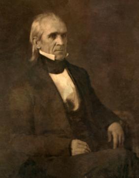 James Polk pretende comprar California/ Diversas conspiraciones