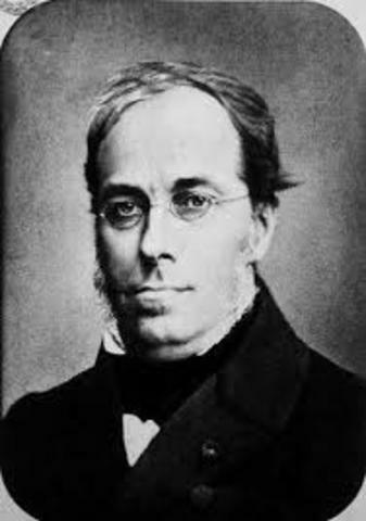 1844. Jules Juvenel Dupuit