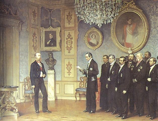 Se inicia la Segunda República Federal
