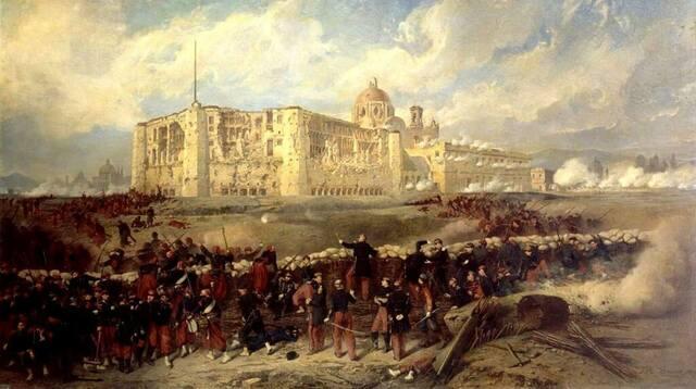 Segunda Intervención Francesa en Veracruz
