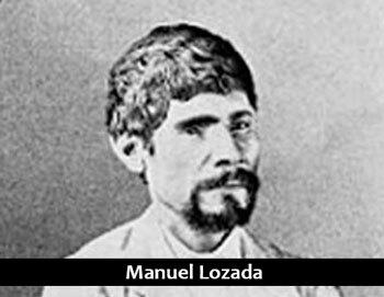 """Manuel Lozada expide un """"Plan liberador de los pueblos"""""""