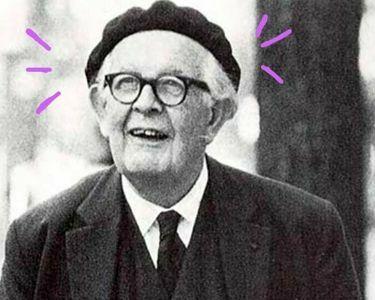 Jean Piaget (cognitivismo)1896 – 1980