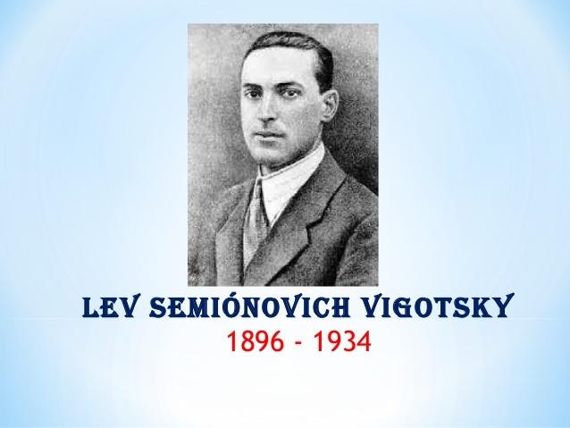 Lev Semiónovich Vygotsky (cognitivismo) 1896 – 1934