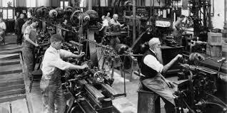 Segunda Fase: Seguridad Industrial en la Primera Revolución Industrial
