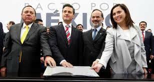 """La novena reforma al articulo tercero """"Pacto por México"""""""
